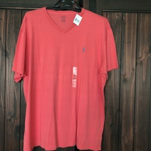 Polo Classic Fit tee - super soft! NWT